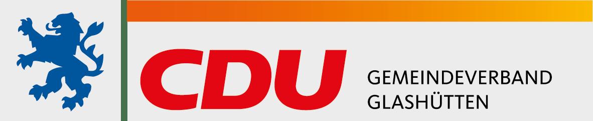 Logo von CDU Glashütten