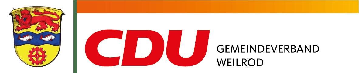 Logo von CDU Weilrod