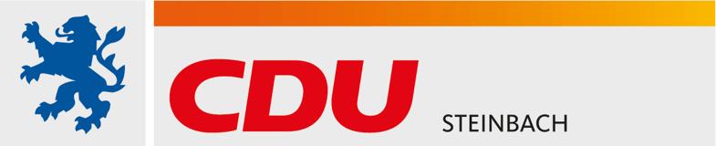 Logo von CDU Steinbach