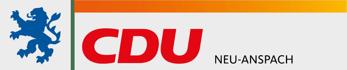 Logo von CDU Neu-Anspach