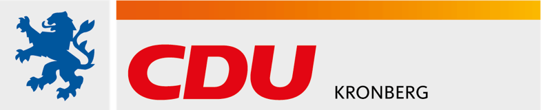 Logo von CDU Kronberg