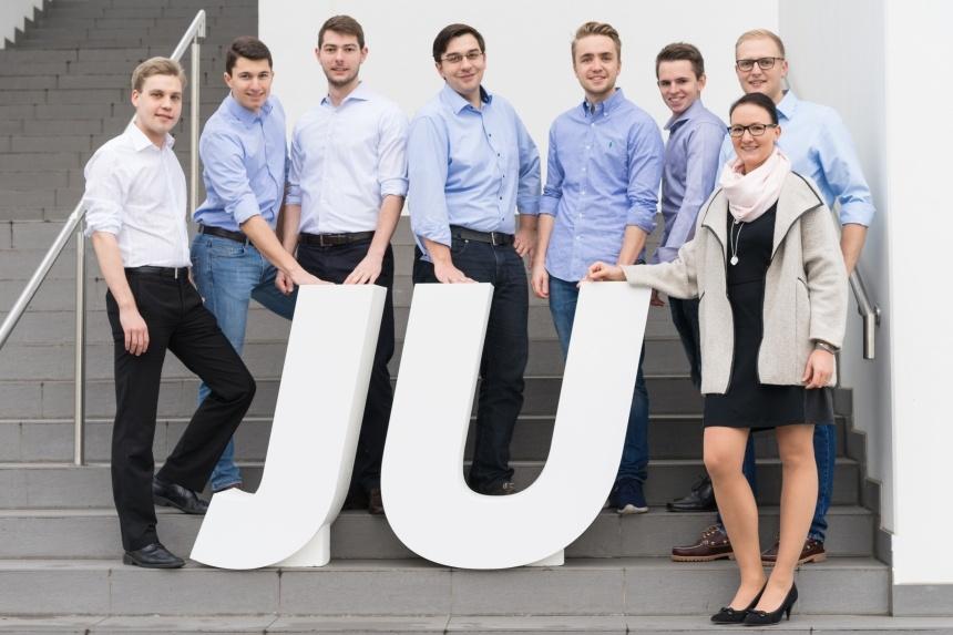 Vorstand der Jungen Union Friedrichsdorf