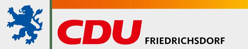 Logo von CDU Friedrichsdorf