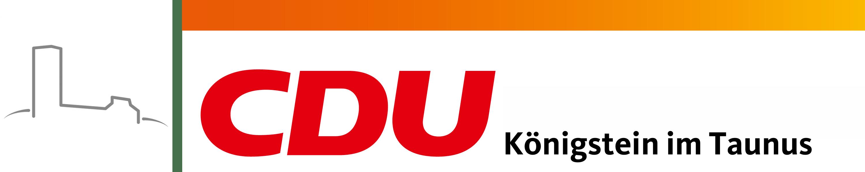 Logo von CDU Königstein im Taunus