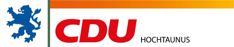 Logo von CDU Hochtaunus
