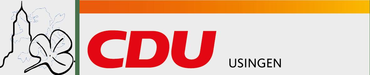 Logo von CDU Usingen